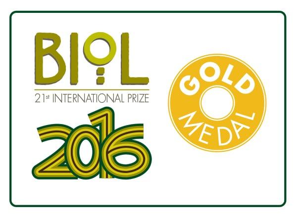 BIOL 2016 Gold