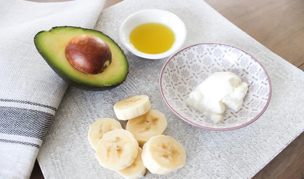 Natürliche Haarkur mit Olivenöl - NOAN