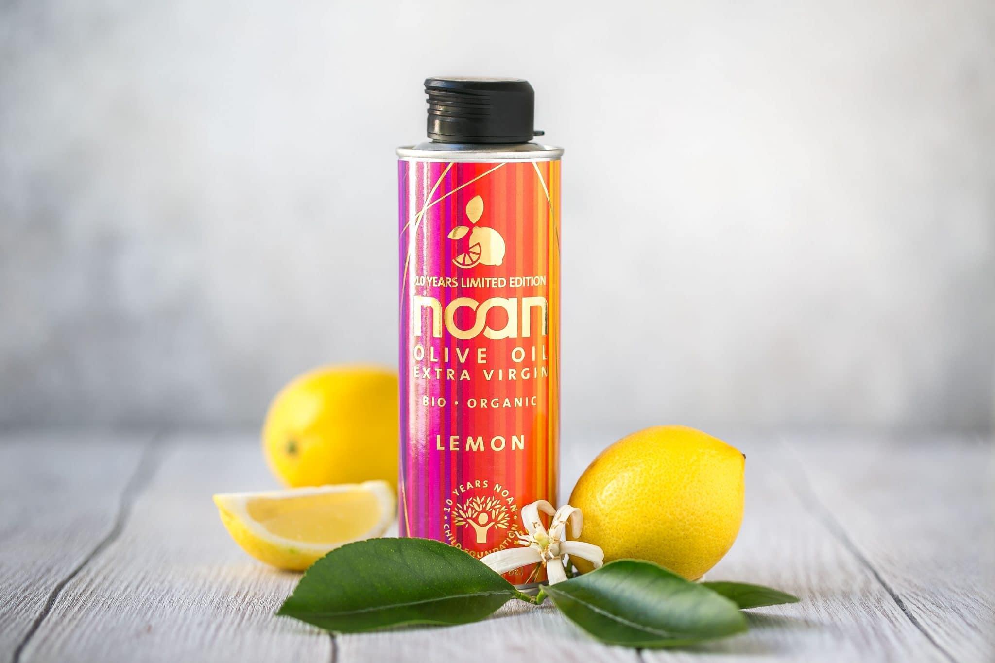 NOAN Lemon mit Zitronen