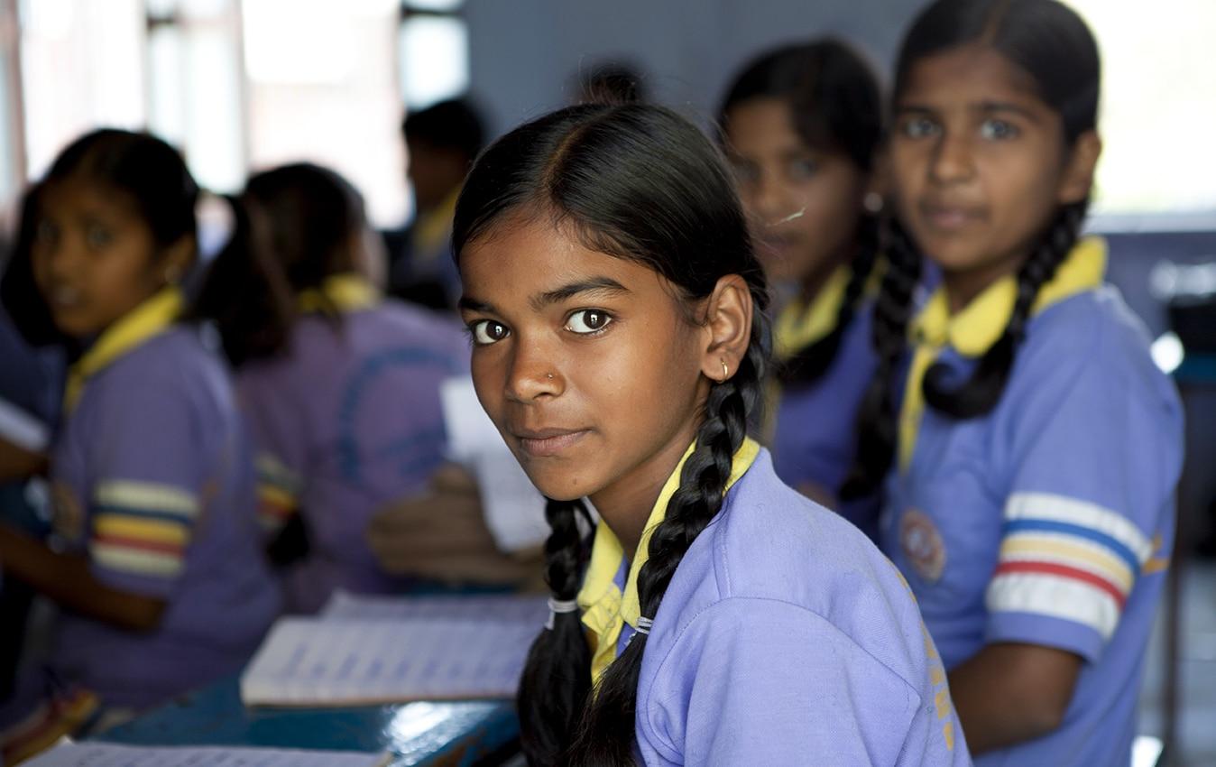 10 Jahres- Fest Light of Love, Kinderprojekt Indien, NOAN Child Foundation