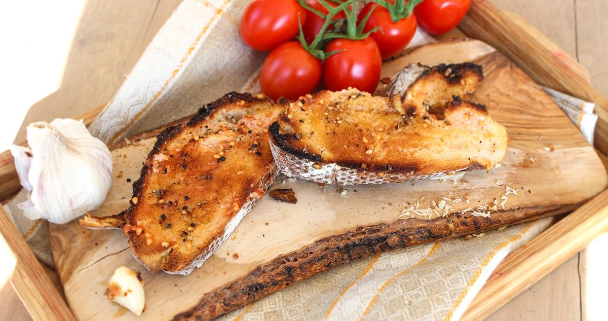 Pan con Tomate - Noan Rezepte