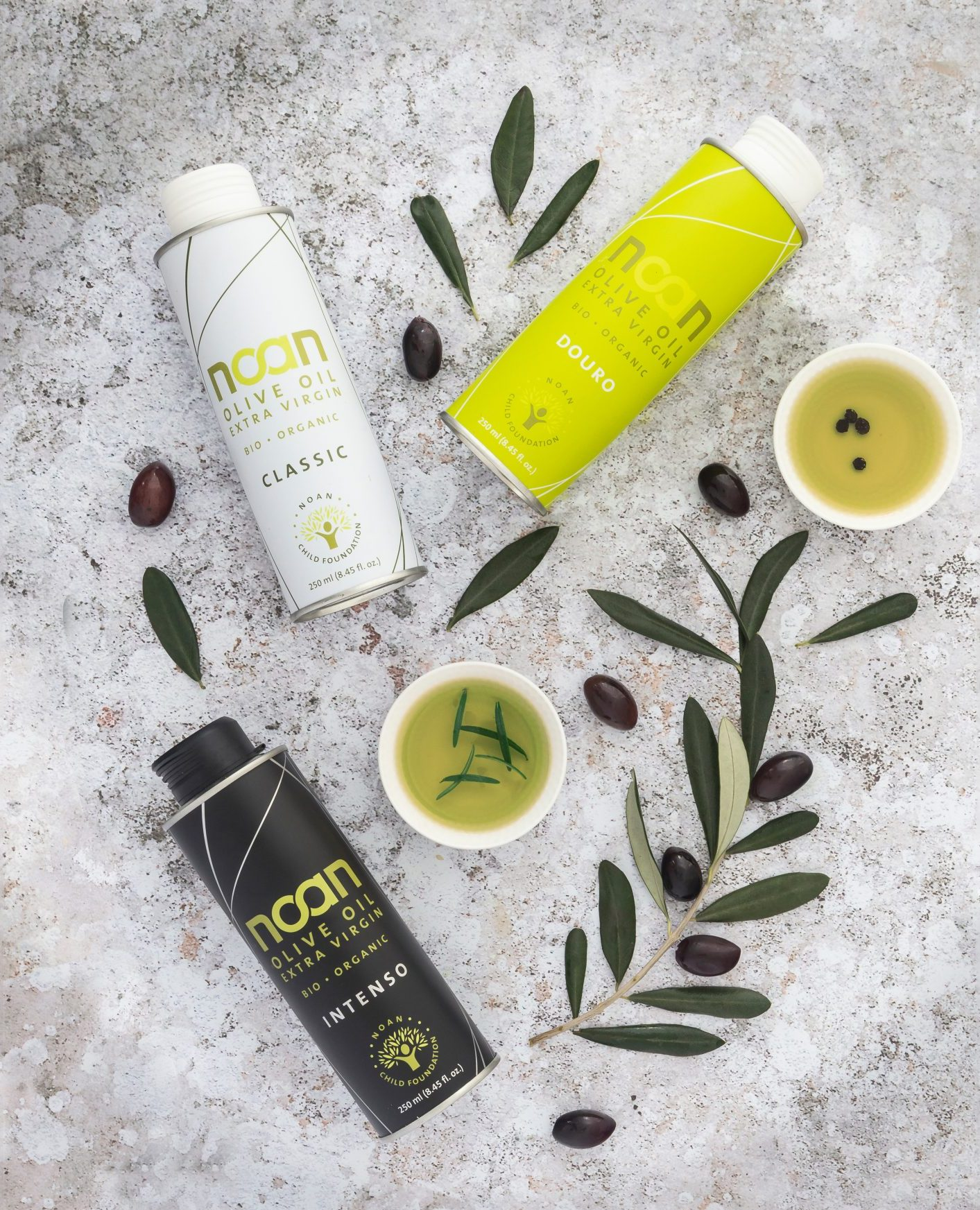 NOAN Olivenöle