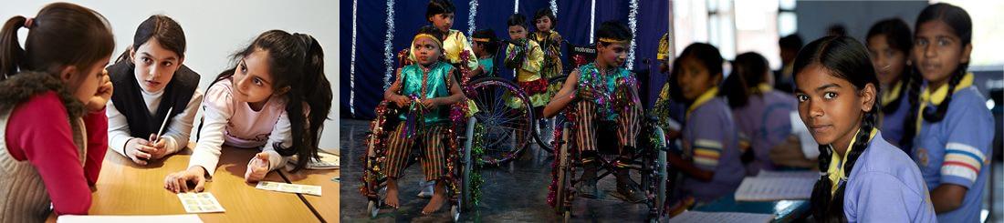 Eindrücke aus Indien zum Weltkindertag