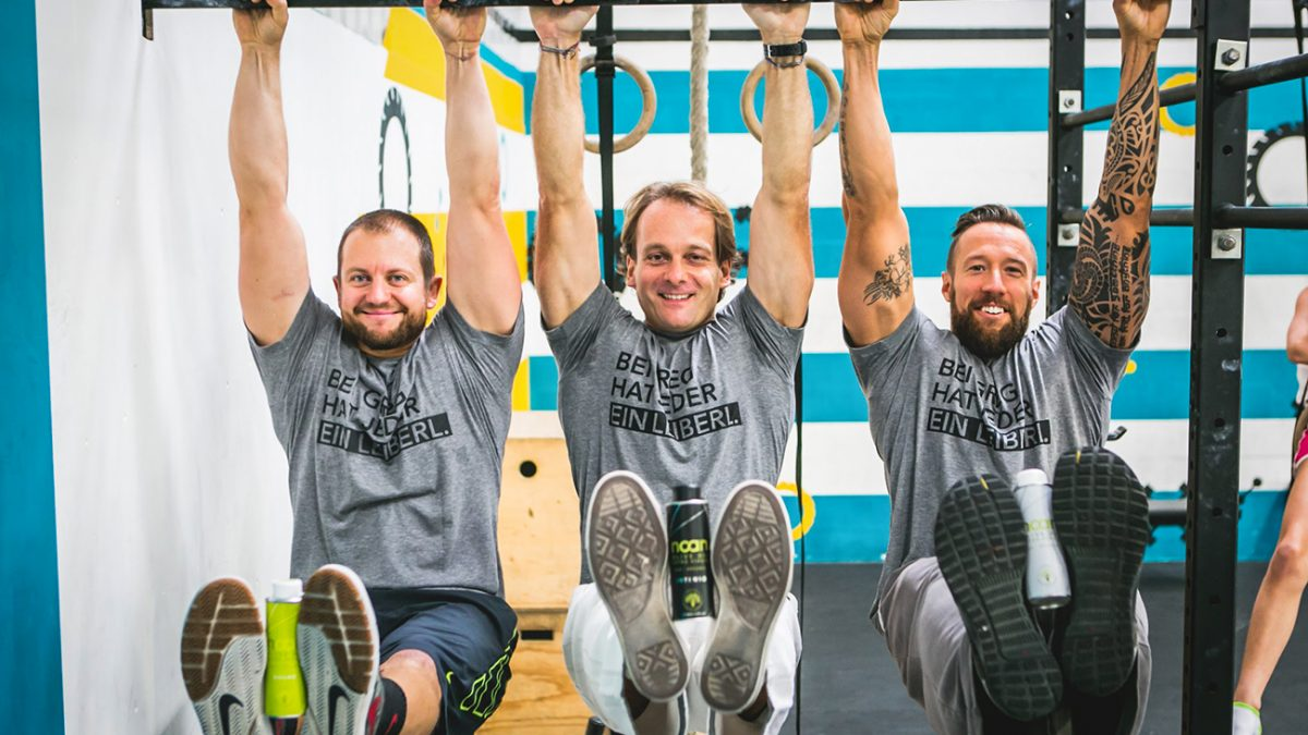 Crossfit Grex Fitness Tipps - NOAN Olivenöl