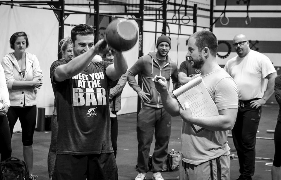 Fitness als Investment - GREX Crossfit - Copyright Michael Föls