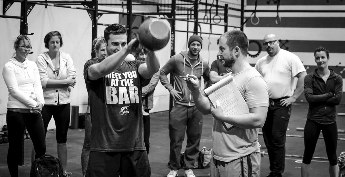 Fitness als Investment - GREX Crossfit - Copyright Michael Föls