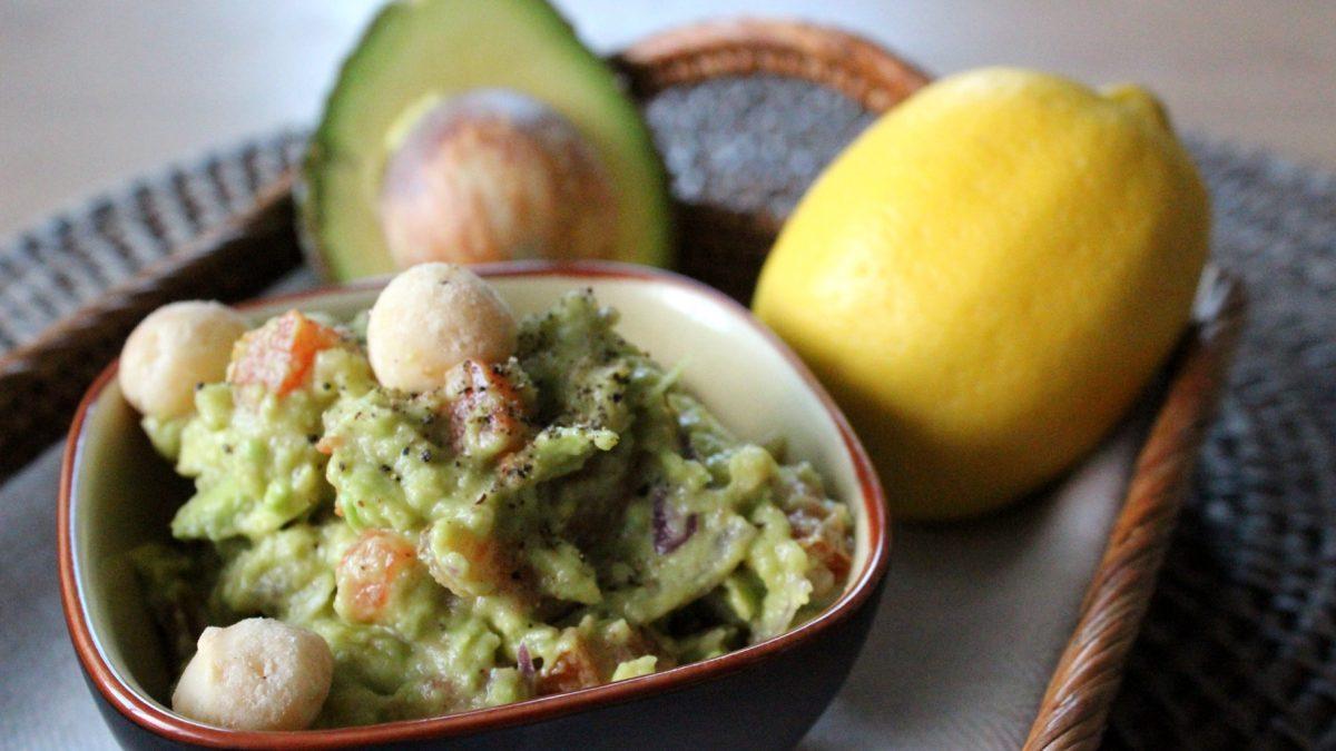 Macadamia Guacamole Avocado Facts Noan
