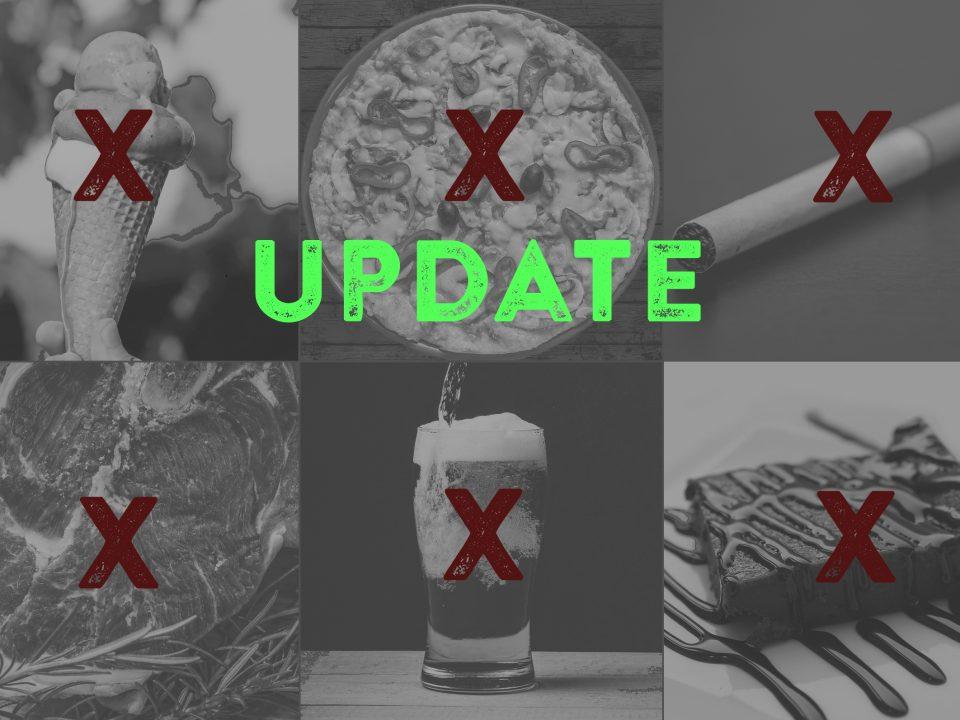 Noan fastet update #1 blog