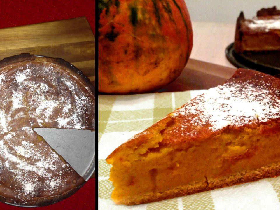 Halloween Pumpkin-Pie à la NOAN - Olivenöl