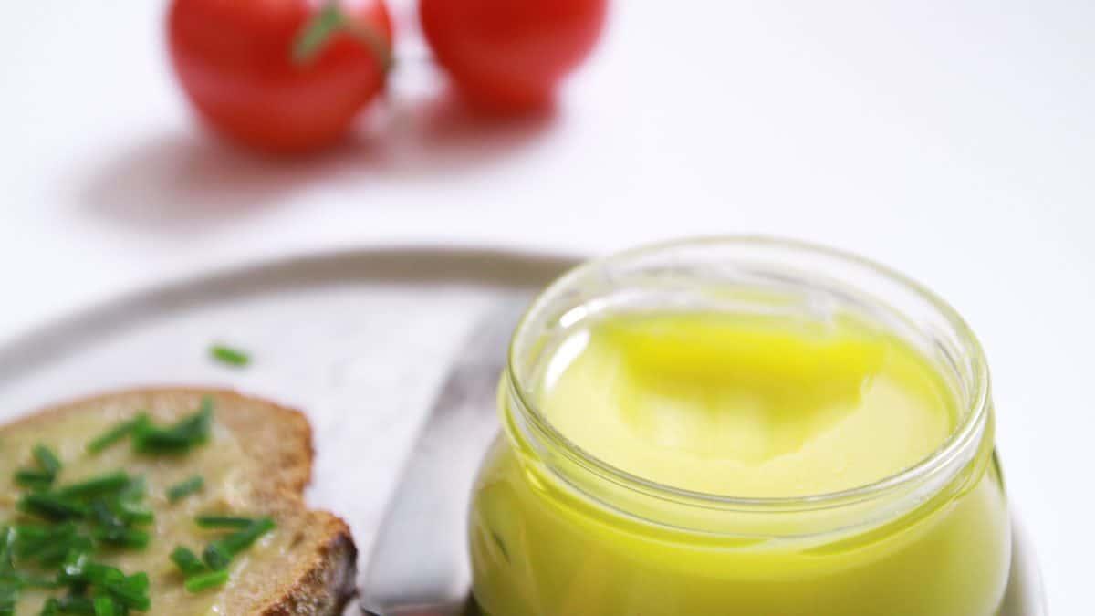 Olivenöl-Margarine ohne Palmöl: einfach gemacht!
