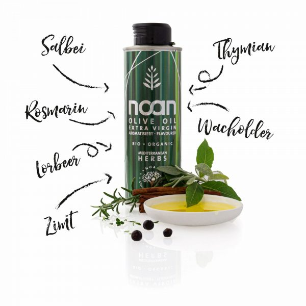 NOAN herbs and captions
