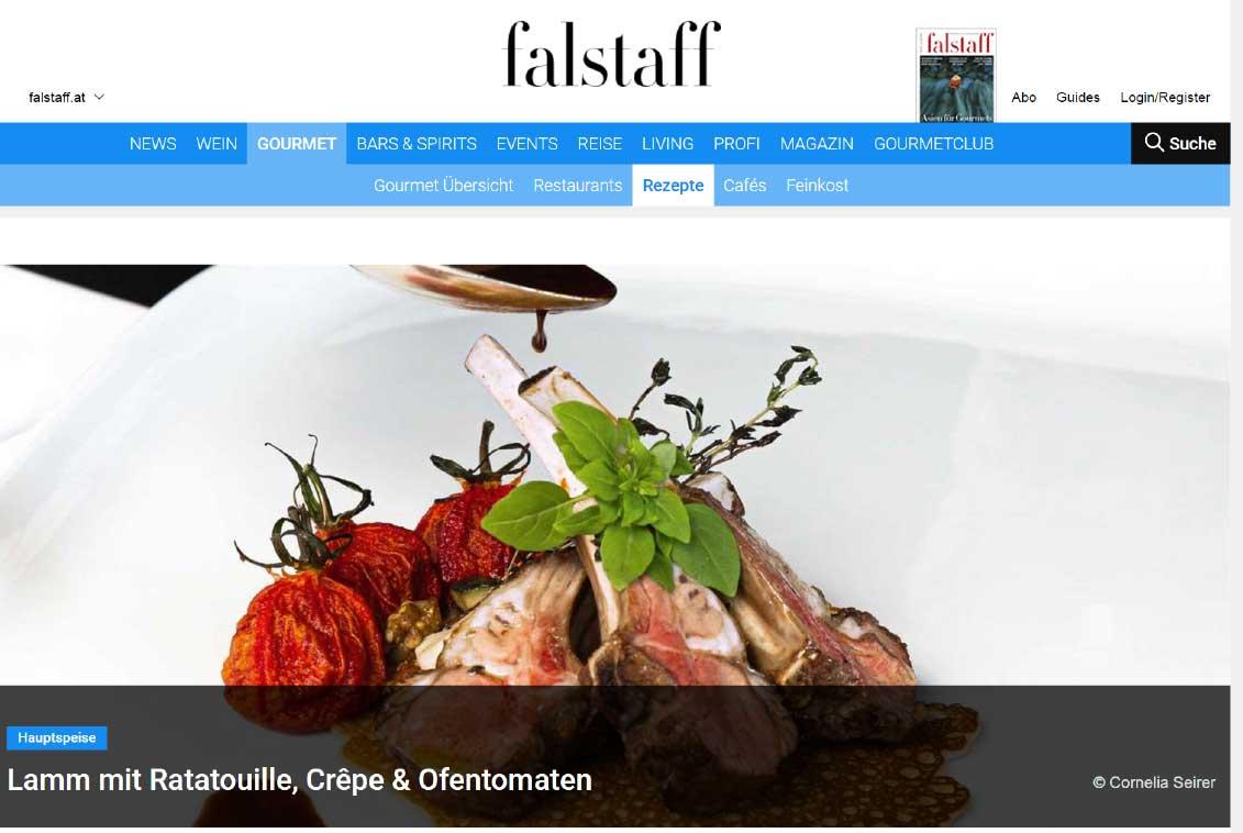 Falstaff Onlien Magazin Rezept Denis König Noan