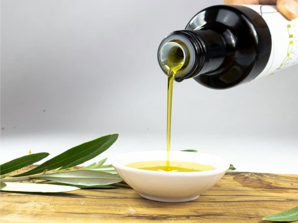 Peeling Olivenöl